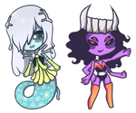 [CLOSED] Alien Adoptables