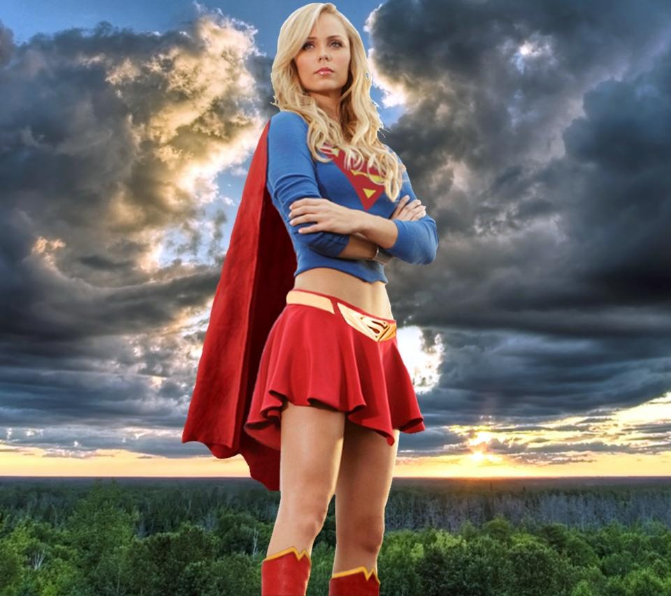 Supergirl Movie 2012