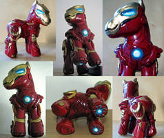Pony Stark by trillions