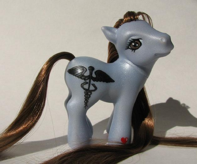 Nurse Pony by trillions