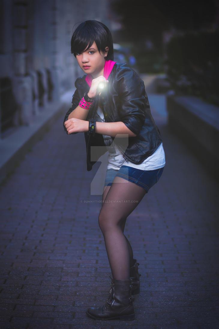 Moira Cosplay by SunnyTiger22