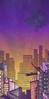City Skwerl Background
