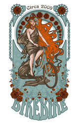 BikeBike Nouveau by JennaleeAuclair