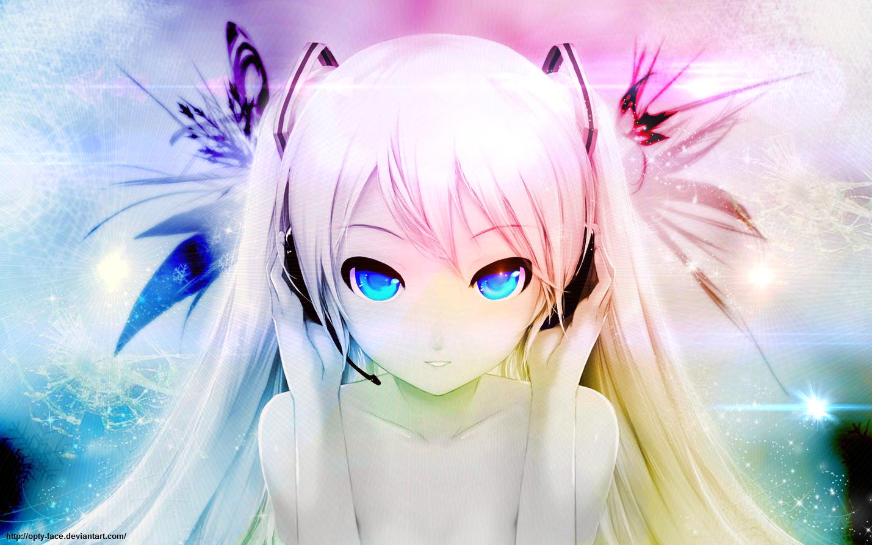 anime girl face wallpaper - photo #33