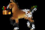 Jingle Bells 3072 Design
