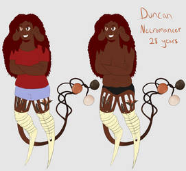 Duncan the Noxiie by ThunderRemix8