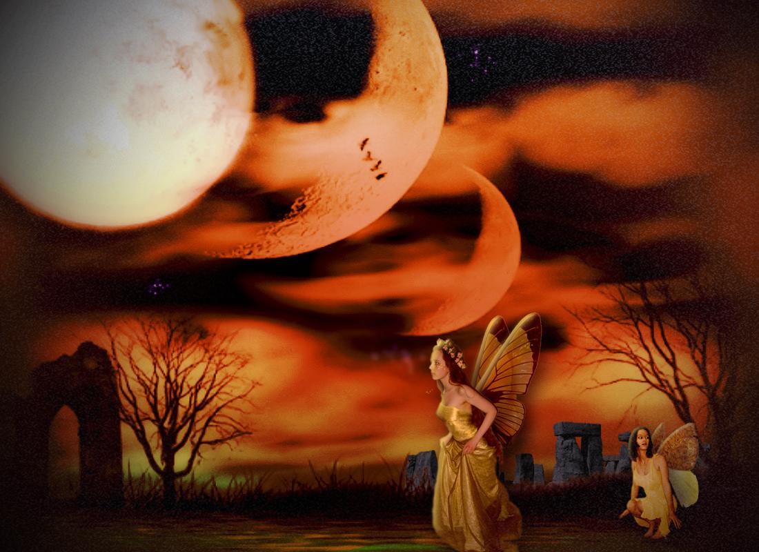 Imagination Fairies by Arwen00
