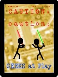 Geeks At Play by Arwen00