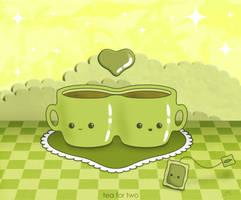 Blind - Tea for Two by blind-dancer