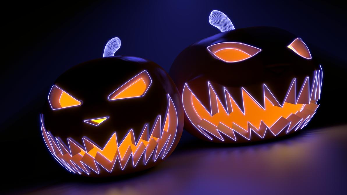 Happy Halloween! by K4VE