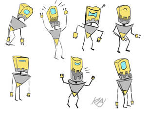 Dorito Bot by K4VE