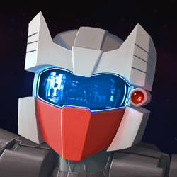 Rewind (Transformers MTMTE Fanart) by K4VE