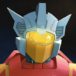 Chromedome (Transformers MTMTE Fanart) by K4VE