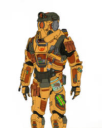Ameliored HEV Suit