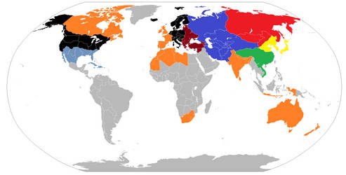 Empires at War 1935 by TheElevatedDeviant