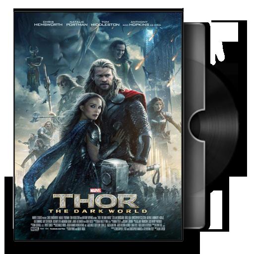 Thor The Dark World Movie Folder Icon By Musacakir On Deviantart
