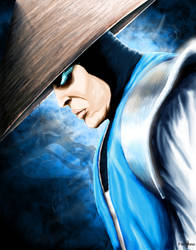 MK Legacy Lord Raiden by Esau13