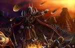 MK Legacy Emperor Shao Kahn
