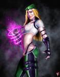 MK Legacy Sonya Blade