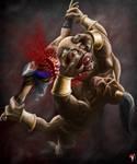 MK Legacy Prince Goro
