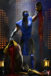 MK Legacy Kold Vendetta by Esau13