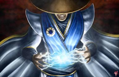 MK Legacy Lord Rayden by Esau13