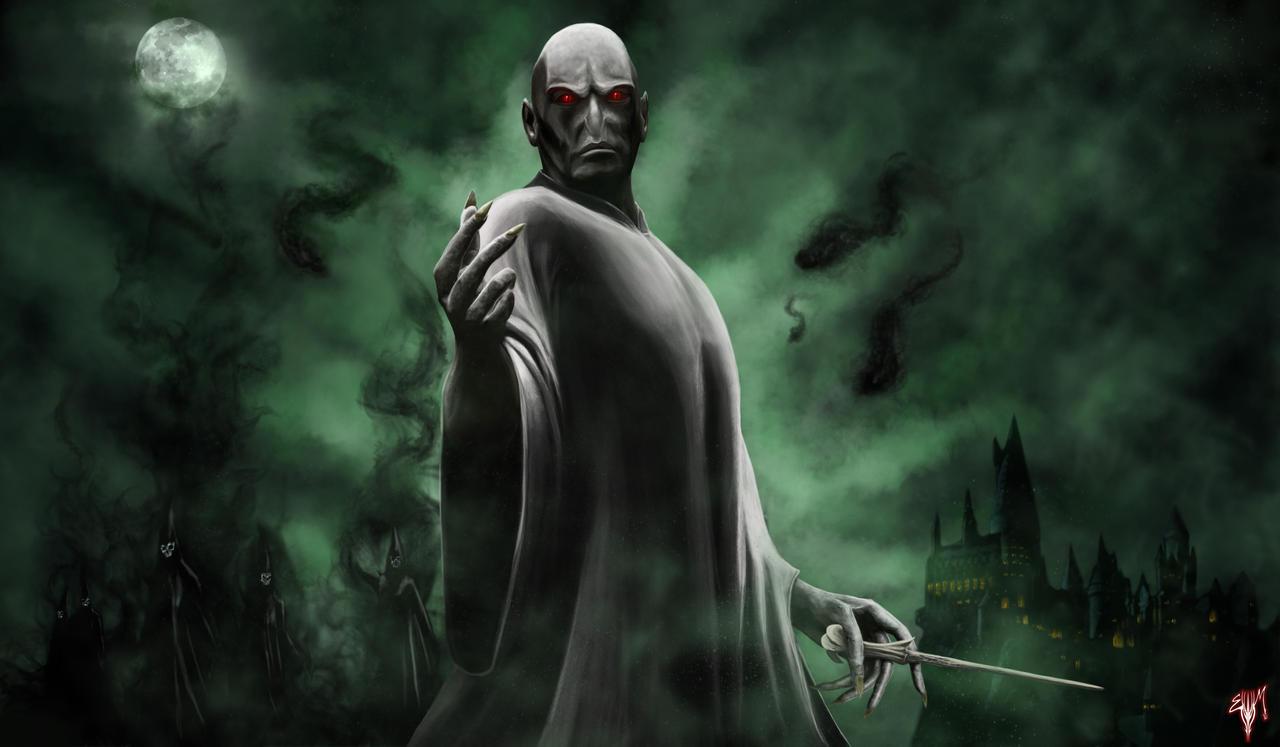 The Dark Lord by Esau13