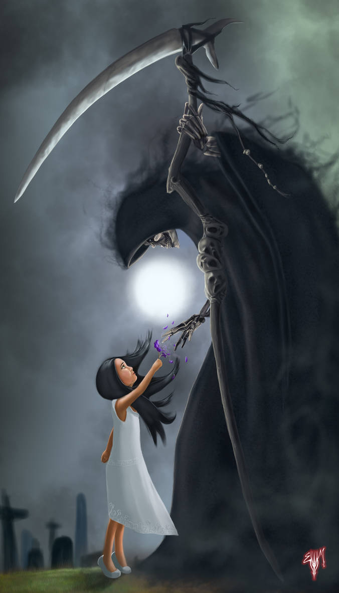 Gift of Death by Esau13