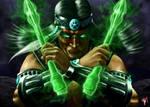 MK Legacy Nightwolf