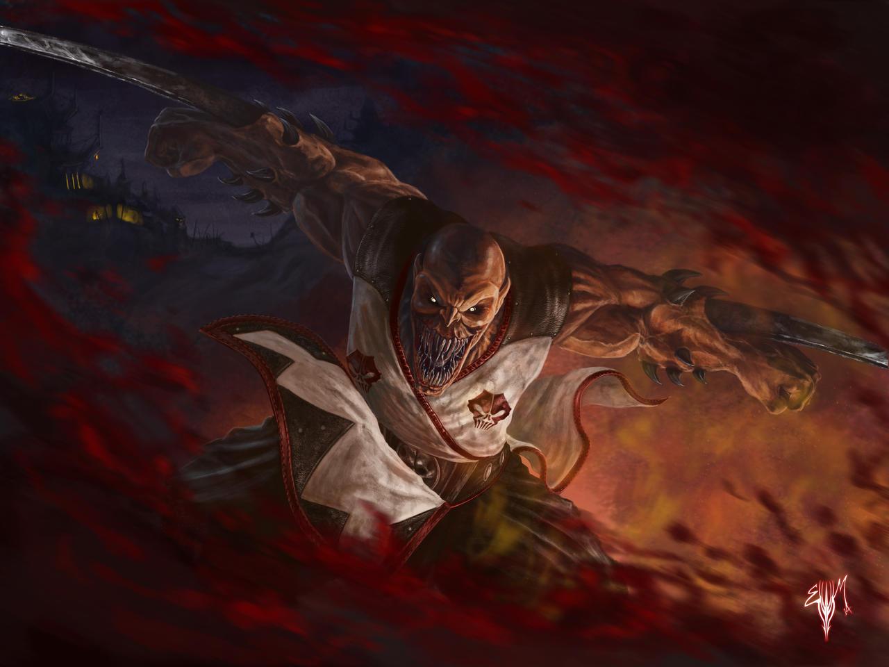 MK Legacy Baraka by Esau13