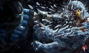 MK Legacy Breaking The Ice