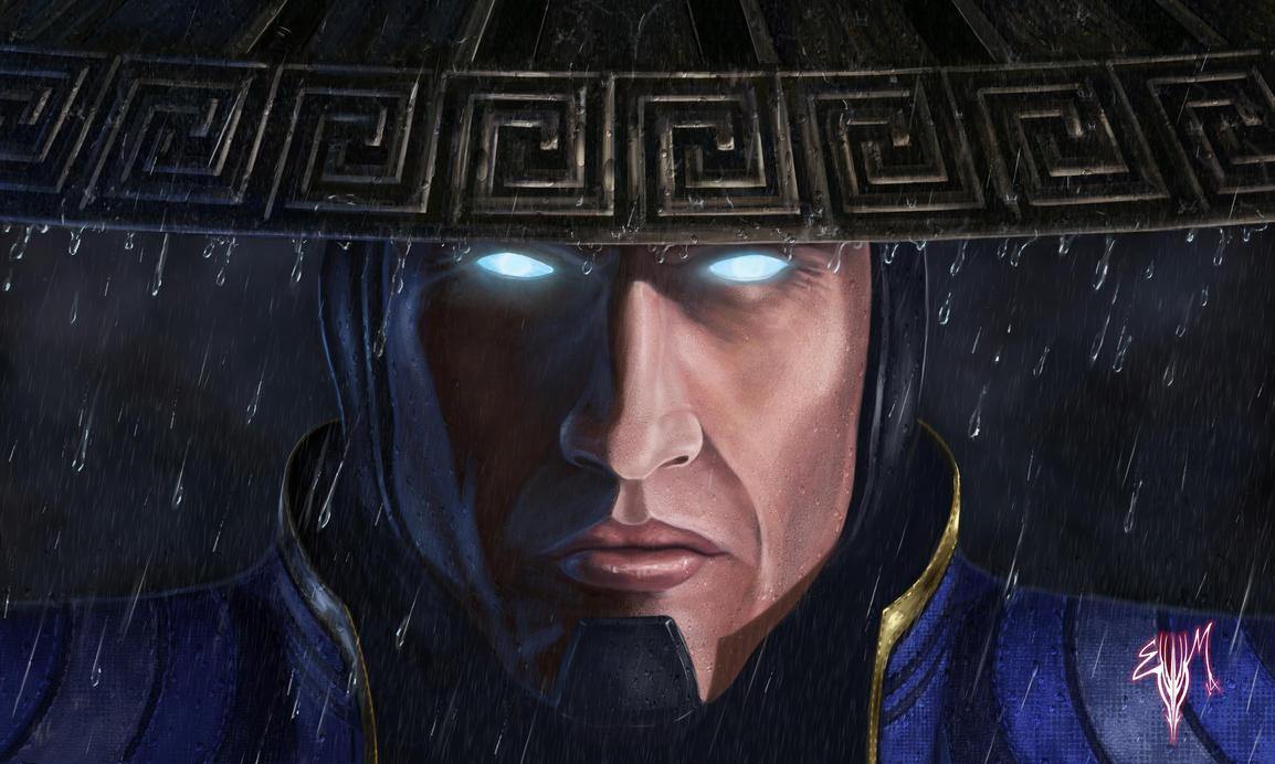 MK Legacy I am Lord Raiden by Esau13