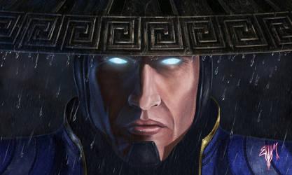 MK Legacy I am Lord Raiden