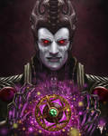 MK Legacy Shinnok by Esau13