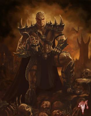 MK Legacy Kahn by Esau13