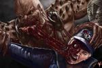 MK Legacy Tarkatan Rage by Esau13