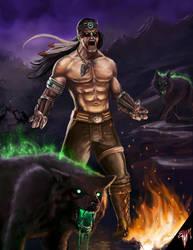 Mk Legacy Shaman by Esau13