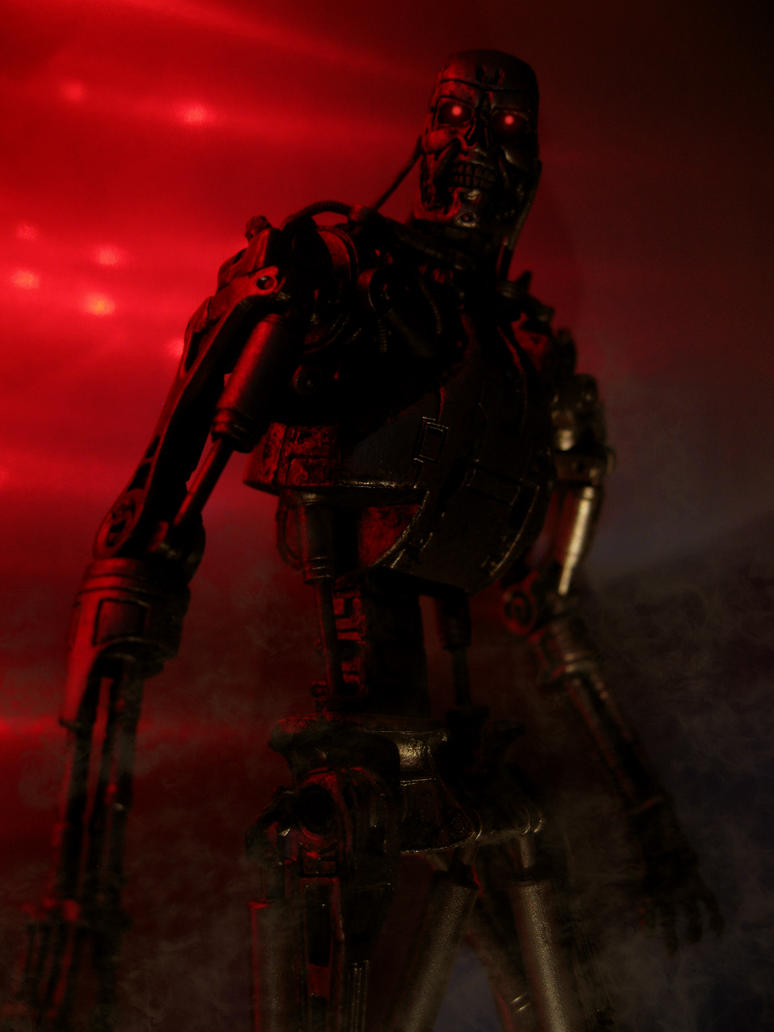 Terminator RED by Esau13