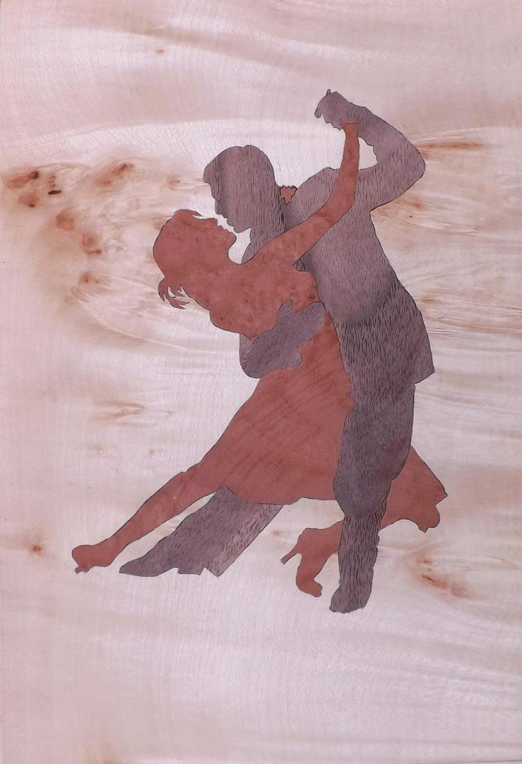 Marquetry motiv - Tango by prometheus065