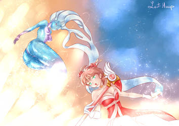 Card Captor Sakura by Lost-Huapo