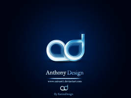 Anthony Design Logo by KarimFakhoury