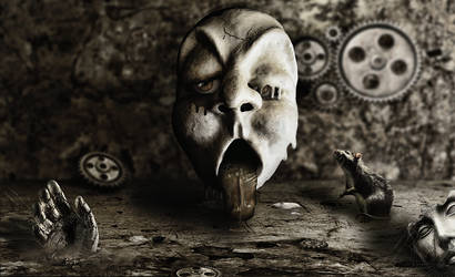 The Mask by KarimFakhoury