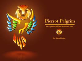 Pierrot-Pelgrim Logo by KarimFakhoury