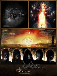 Dark Dawn - Below the Dead Sun by Tngabor