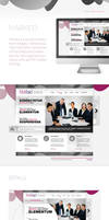 Web design - Marked