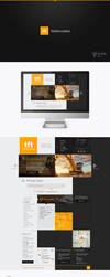 Logo and Web Design - TFT by Tngabor