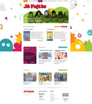 Web Design - Jo Pajtas