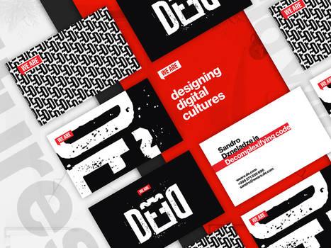 We Are De, Business Cards