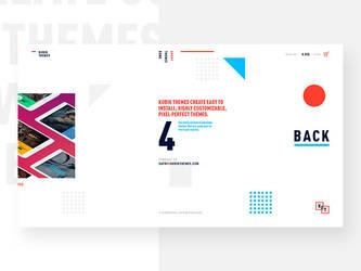 Kubik Themes - Website