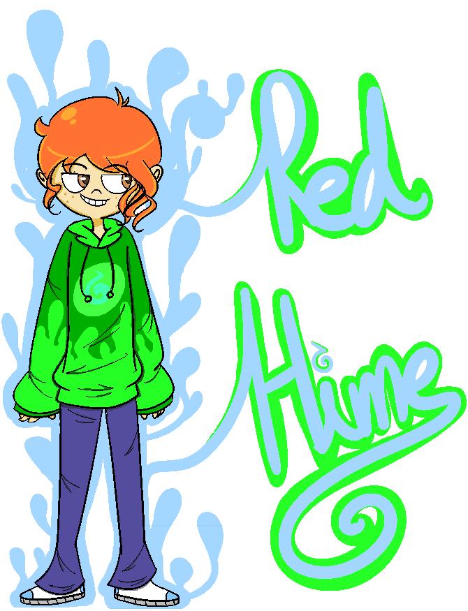 Heeellooooo new ID by Red-Hime